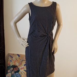 Ann Taylor Front Knot Dress